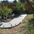 Cement walkways and sidewalk are a cinch with Redlands Home Services we can customize any length and shape to accent your garden or to repair the one around your house....