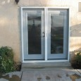If you have an outside wall that is plain a great way to improve it is to add French Doors. With a French Door installation you can create more light...